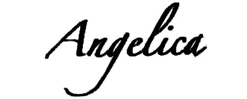 """שמפו ללא מלחים 1000מ""""ל  אנג'ליקה Angelica"""