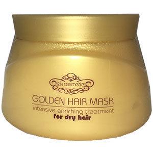 מסכה לשיער גולדן Golden Hair Mask