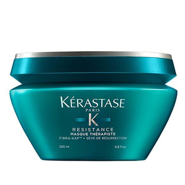 מסכה לחידוש סיב השערה לשיער מאוד פגום רזיסטונס תרפיסט  קרסטס KERASTASE