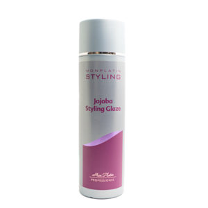 גלייז חוחובה לכל סוגי השיער במיוחד לתלתלים בניית תלתל מון פלטין MON PLATIN