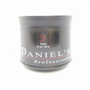 מסכת שיאה וארגן לשיער צבוע יבש ופגום דניאלס   DANIEL'S