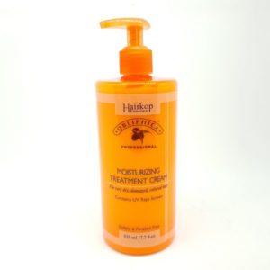 קרם לחות טיפולי לשיער יבש מאוד צבוע פגום  אובליפיחה OBLIPHICA