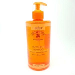 שמפו לשיער יבש מאוד, צבוע, פגום וניזוק ללא מלחים  אובליפיחה  OBLIPHICA