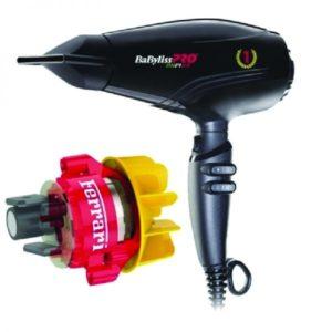 פן מייבש שיער מקצועי 2200 וואט ראפידו בייביליס פרו  BaBylissPRO
