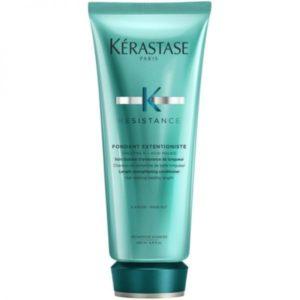 מרכך טיפוח לחיזוק אורכי השיער למראה שיער ארוך ובריא רזיסטנס אקסטנסיוניסט קרסטס  KERASTASE