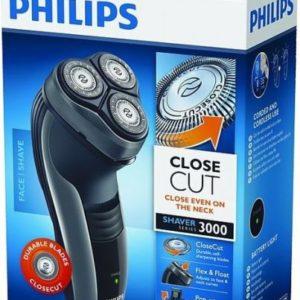 מכונת גילוח קצוץ מתאימה גם לפאה  דגם:HQ6996 פיליפס PHILIPS