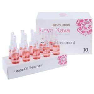 אמפולות טיפול אינטנסיבי לשיער יבש קווה קווה Kava Kava