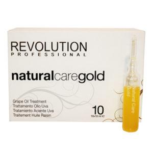 אמפולות שמן ענבים טיפול אינטנסיבי לשיער יבש ופגום REVLON