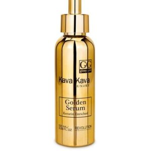 סרום זהב לשיער יבש ופגום גולד קווה קווה  Kava Kava