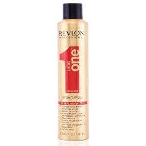 שמפו יבש ללא שטיפה בעל 10 יתרונות רבלון REVLON