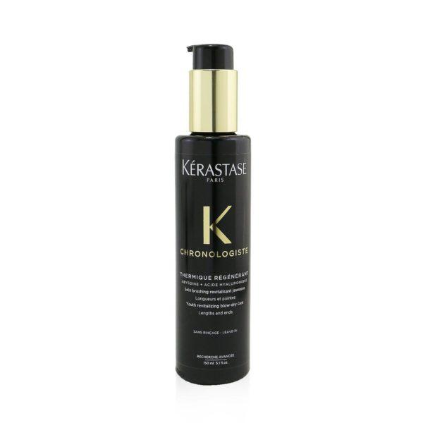 טיפוח משיב נעורים בשימוש עם מייבש שיער– אורכים וקצוות כרונולוג'יסט קרסטס  KERASTASE